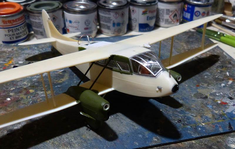 """[Concours 2019 - 1][Aerofile-Heller] DH89M républicain """"Alas Rojas"""" 1936. Dh89_613"""