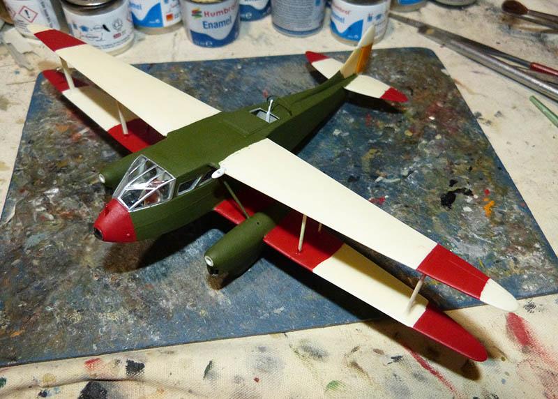 """[Concours 2019 - 1][Aerofile-Heller] DH89M républicain """"Alas Rojas"""" 1936. Dh89_614"""