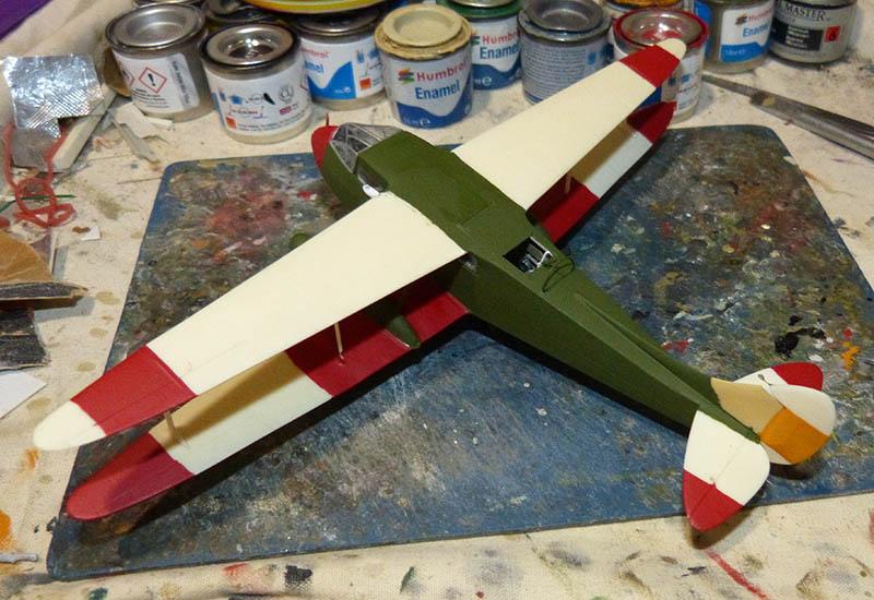 """[Concours 2019 - 1][Aerofile-Heller] DH89M républicain """"Alas Rojas"""" 1936. Dh89_615"""