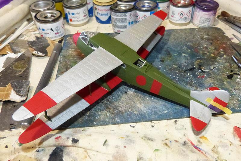 """[Concours 2019 - 1][Aerofile-Heller] DH89M républicain """"Alas Rojas"""" 1936. Dh89_617"""