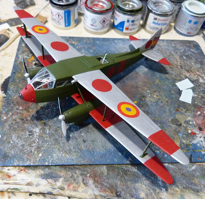 """[Concours 2019 - 1][Aerofile-Heller] DH89M républicain """"Alas Rojas"""" 1936. Dh89_711"""