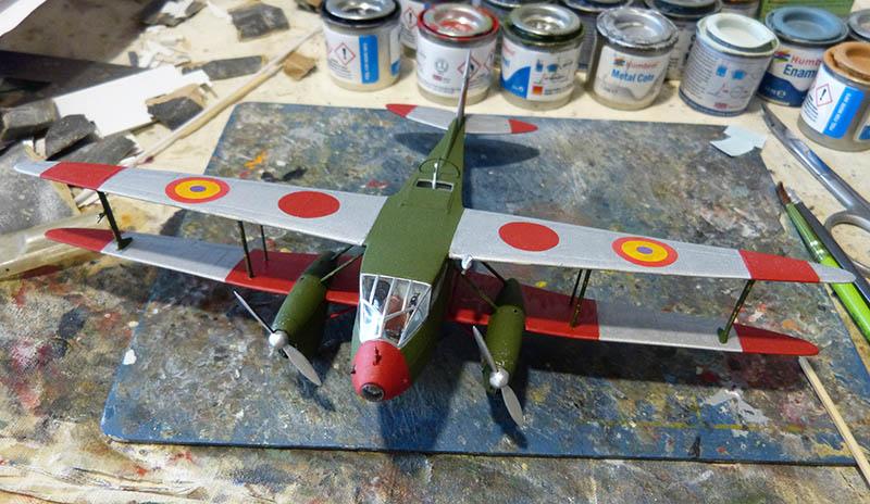 """[Concours 2019 - 1][Aerofile-Heller] DH89M républicain """"Alas Rojas"""" 1936. Dh89_712"""
