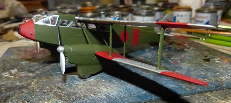 """[Concours 2019 - 1][Aerofile-Heller] DH89M républicain """"Alas Rojas"""" 1936. Dh89_717"""