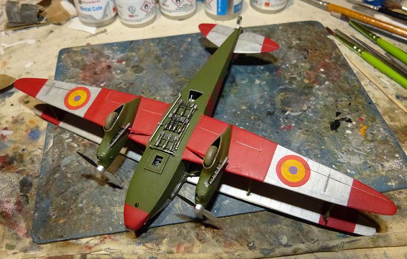 """[Concours 2019 - 1][Aerofile-Heller] DH89M républicain """"Alas Rojas"""" 1936. Dh89_719"""