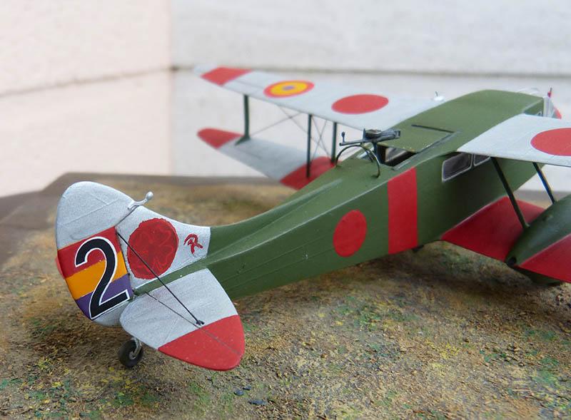 """Dragon Rapide DH 89 M Républicain Espagnol """" - Escadrille """"Alas Rojas"""" 1936. Dh89_825"""