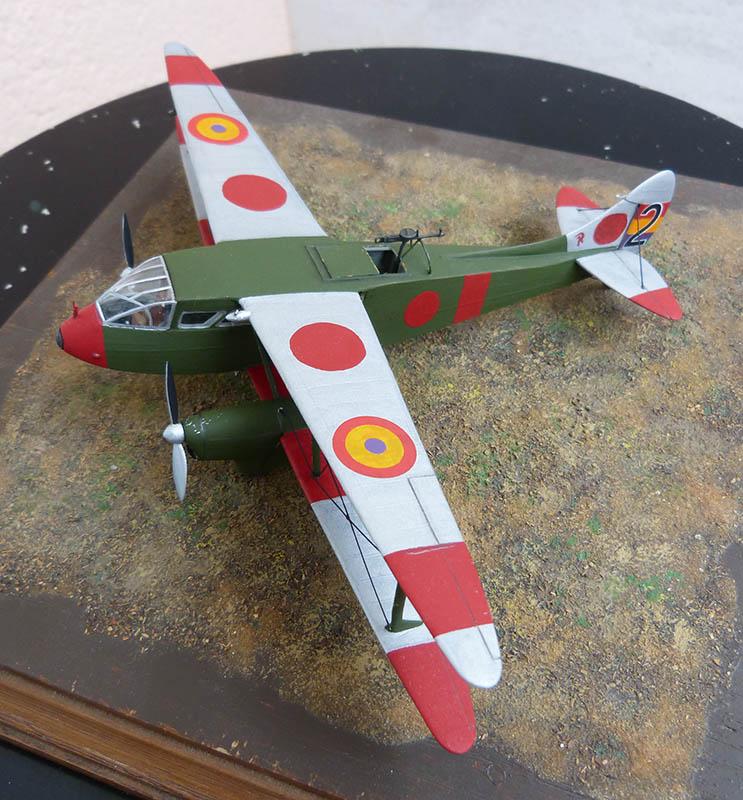 """[Concours 2019 - 1][Aerofile-Heller] DH89M républicain """"Alas Rojas"""" 1936. Dh89_926"""