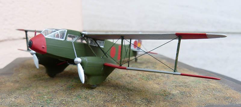 """Dragon Rapide DH 89 M Républicain Espagnol """" - Escadrille """"Alas Rojas"""" 1936. Dh89_931"""