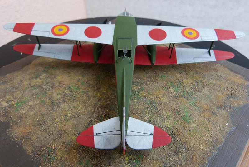 """Dragon Rapide DH 89 M Républicain Espagnol """" - Escadrille """"Alas Rojas"""" 1936. Dh89_932"""