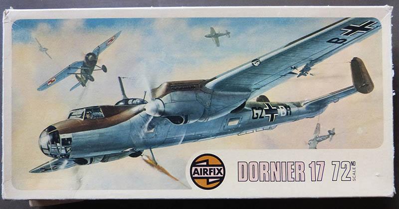 """(Airfix) Dornier 17 E """"Légion Condor"""" 1938. Dornie12"""