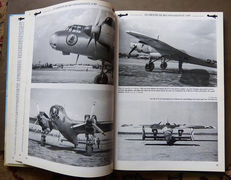 """(Airfix) Dornier 17 E """"Légion Condor"""" 1938. Dornie16"""