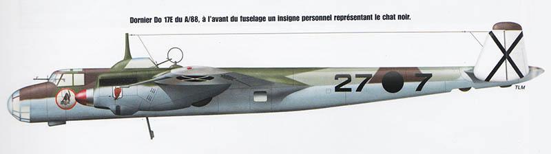 """(Airfix) Dornier 17 E """"Légion Condor"""" 1938. Dornie17"""