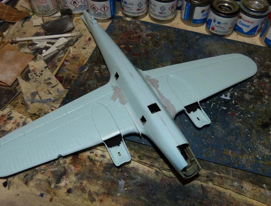 """(Airfix) Dornier 17 E """"Légion Condor"""" 1938. Dornie36"""