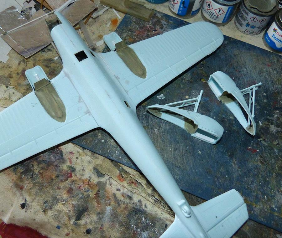 """(Airfix) Dornier 17 E """"Légion Condor"""" 1938. Dornie45"""