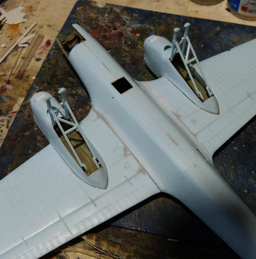 """(Airfix) Dornier 17 E """"Légion Condor"""" 1938. Dornie48"""