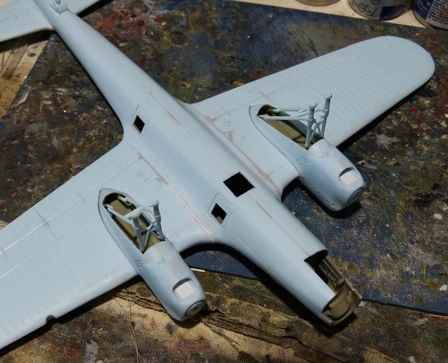 """(Airfix) Dornier 17 E """"Légion Condor"""" 1938. Dornie49"""
