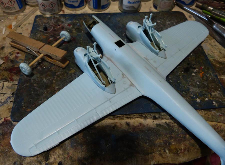 """(Airfix) Dornier 17 E """"Légion Condor"""" 1938. Dornie53"""
