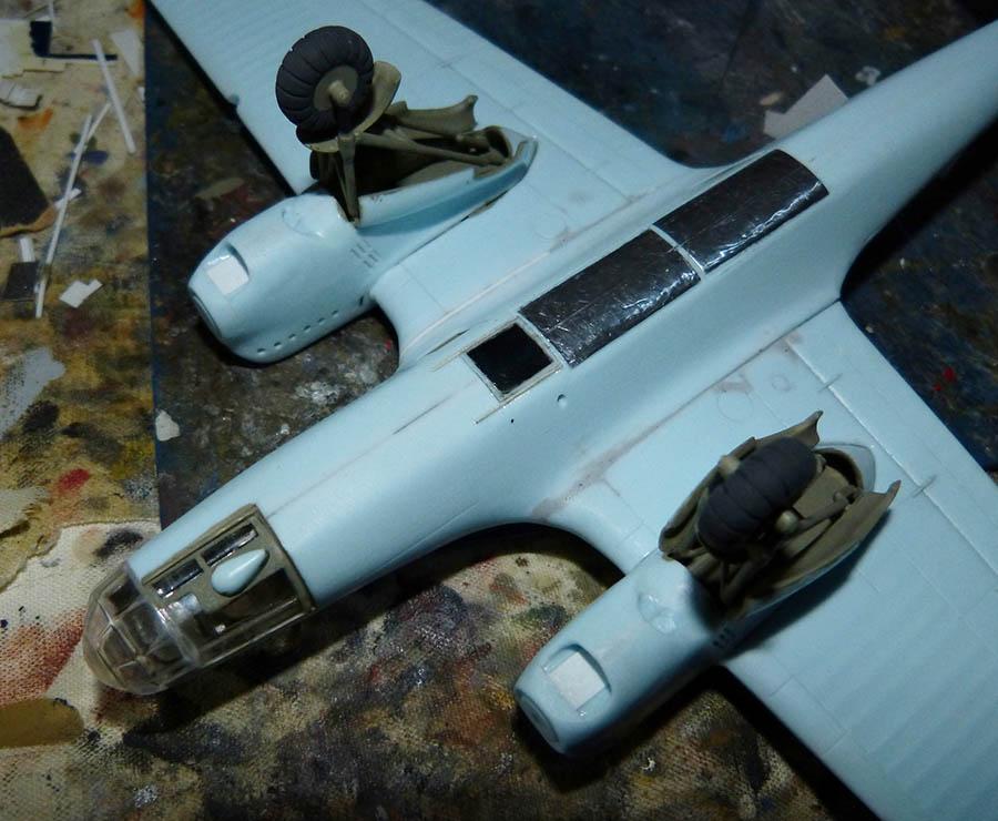 """(Airfix) Dornier 17 E """"Légion Condor"""" 1938. Dornie56"""