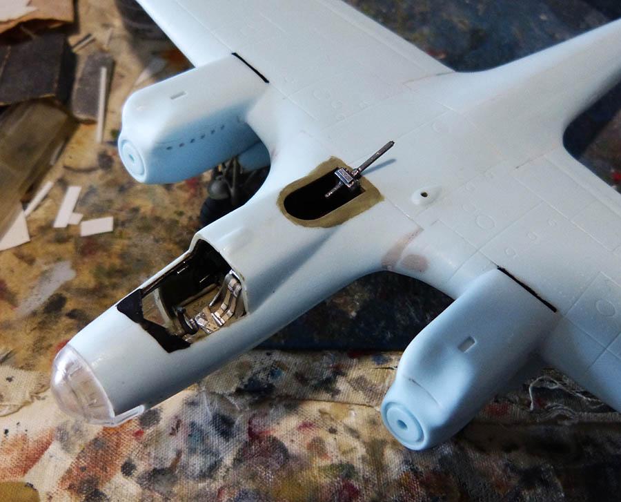 """(Airfix) Dornier 17 E """"Légion Condor"""" 1938. Dornie59"""