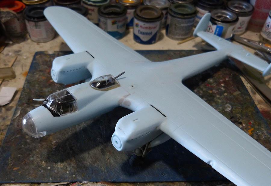 """(Airfix) Dornier 17 E """"Légion Condor"""" 1938. Dornie61"""