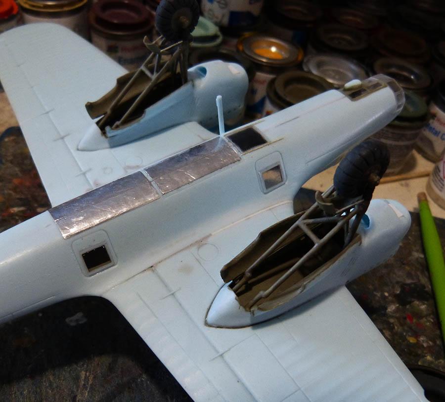 """(Airfix) Dornier 17 E """"Légion Condor"""" 1938. Dornie64"""