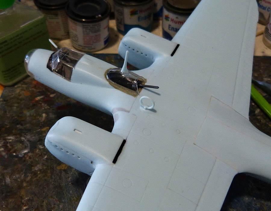 """(Airfix) Dornier 17 E """"Légion Condor"""" 1938. Dornie65"""