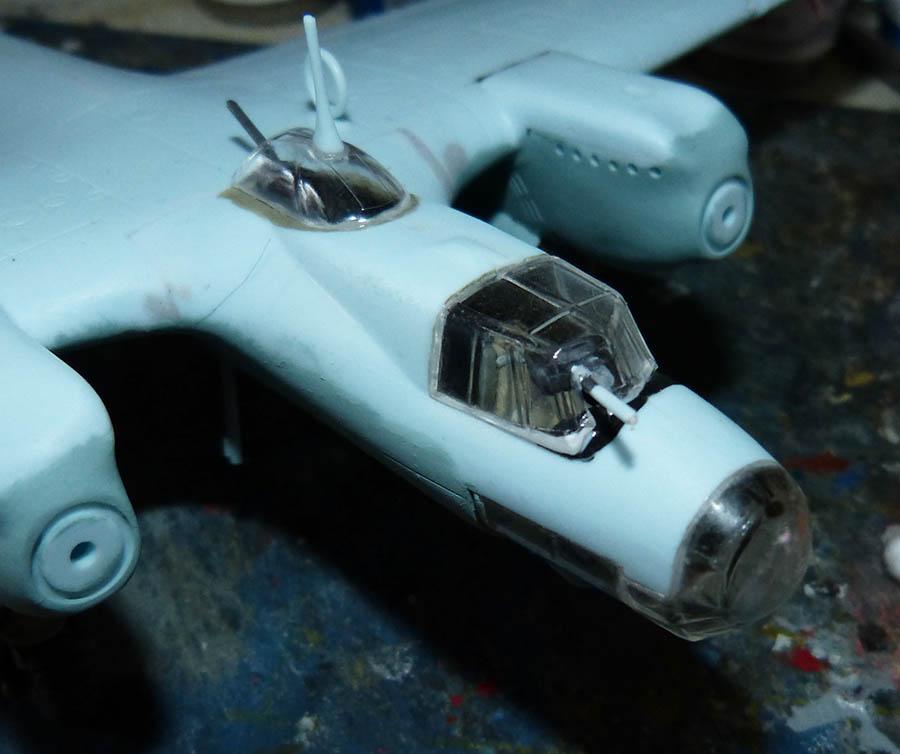 """(Airfix) Dornier 17 E """"Légion Condor"""" 1938. Dornie66"""
