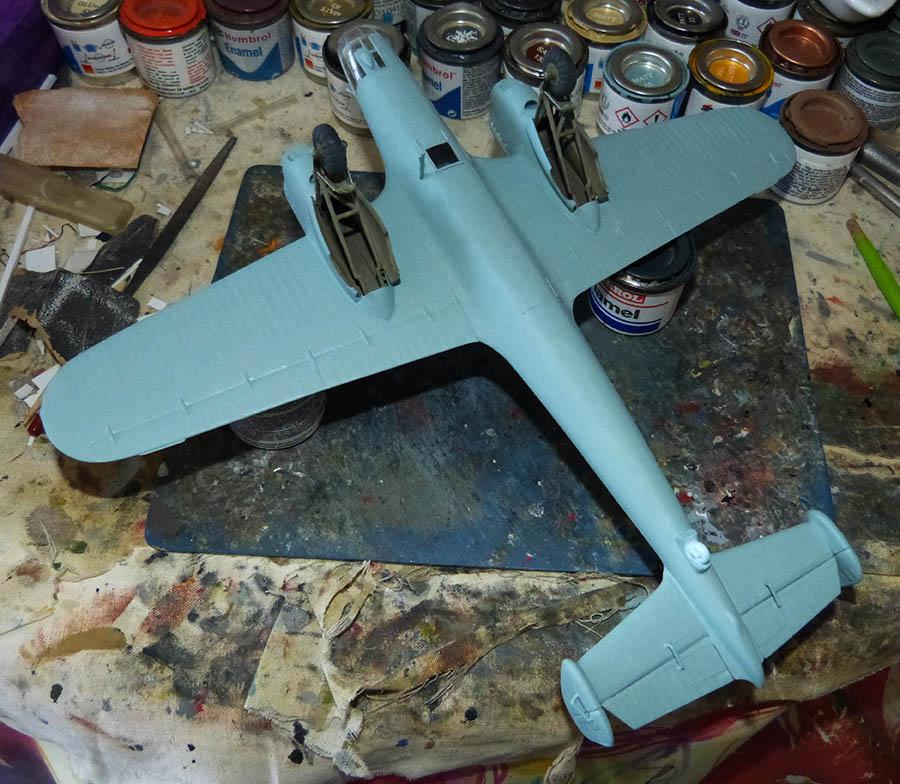 """(Airfix) Dornier 17 E """"Légion Condor"""" 1938. Dornie68"""