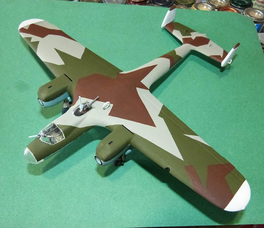 """(Airfix) Dornier 17 E """"Légion Condor"""" 1938. Dornie74"""