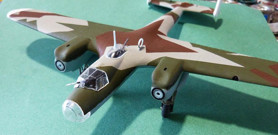"""(Airfix) Dornier 17 E """"Légion Condor"""" 1938. Dornie75"""