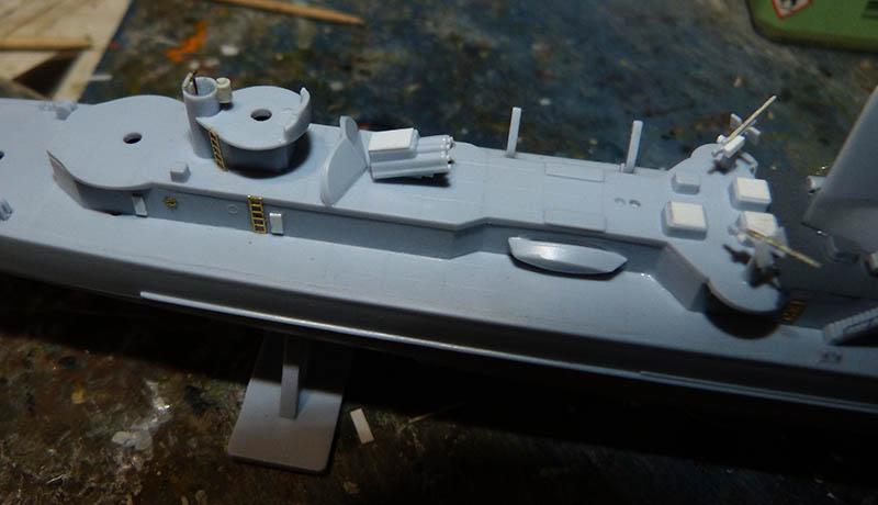 Escorteur rapide Type E 50 LE BORDELAIS Réf 81093. Er_3710