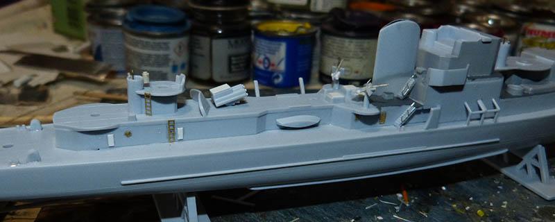 Escorteur rapide Type E 50 LE BORDELAIS Réf 81093. Er_4210