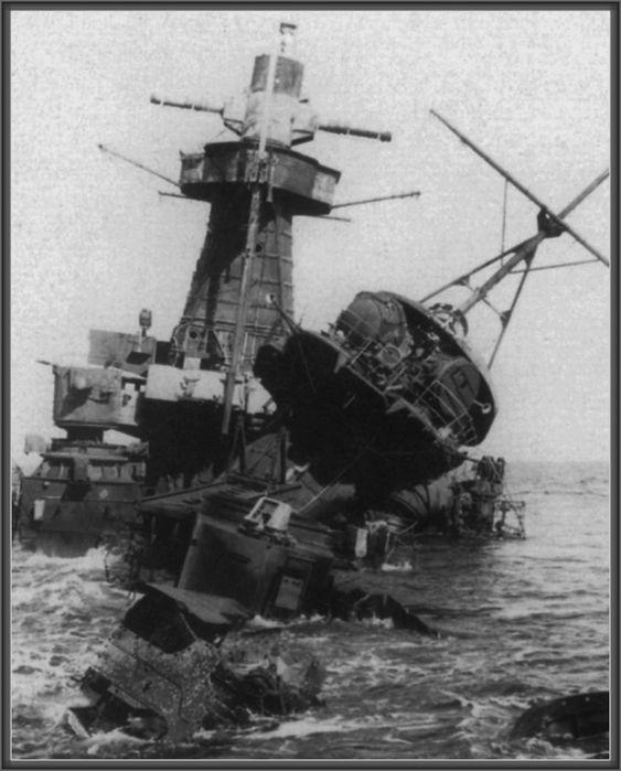 "Fil rouge 2020 : (Heller) Croiseur lourd ""Graf Spee"" - 1/400. F2339c10"