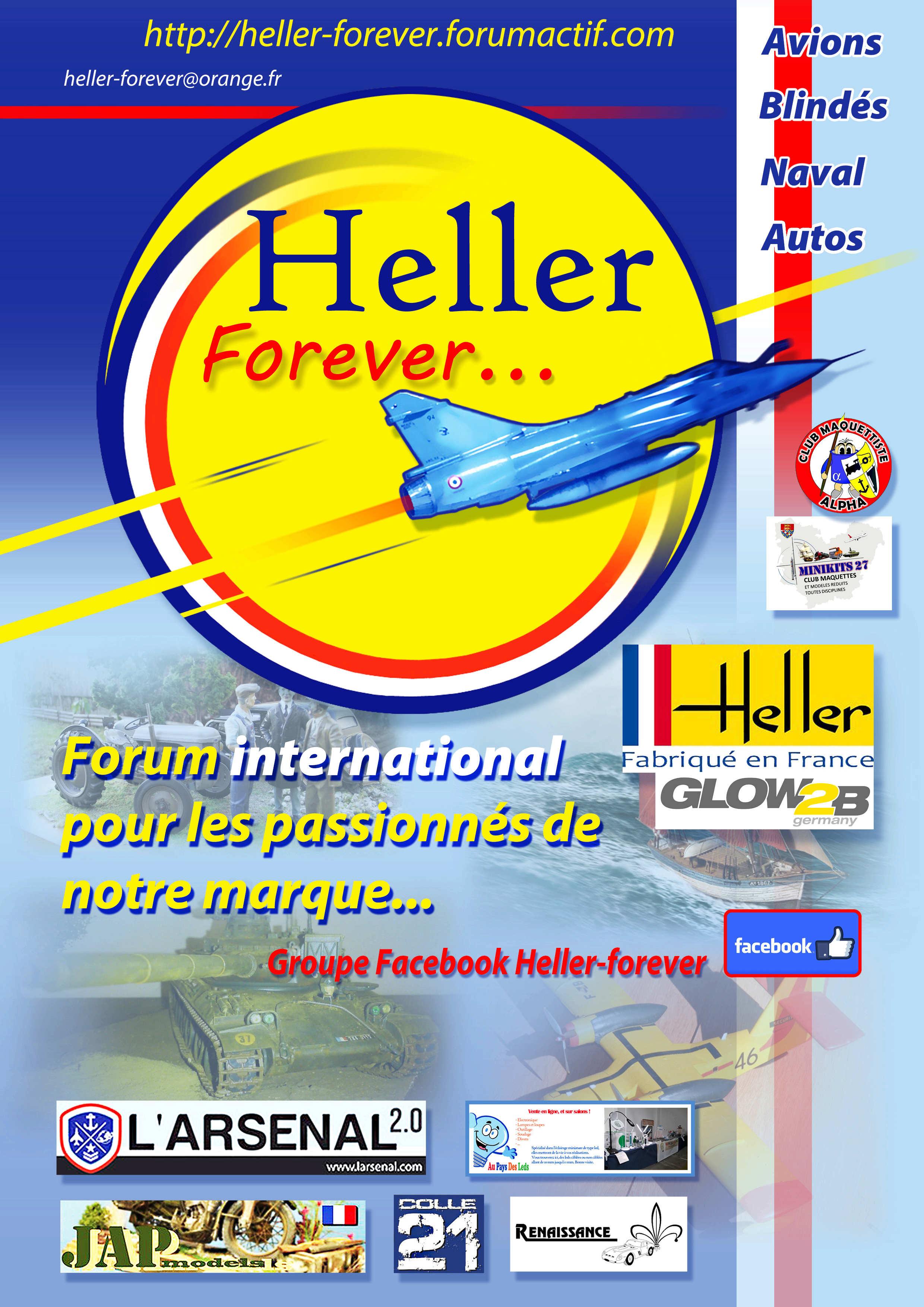 pour les expos (version 2019 )  - affiches Heller-forever Flyera10