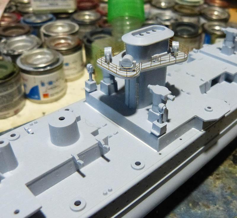 "Fil rouge 2020 : (Heller) Croiseur lourd ""Graf Spee"" - 1/400. - Page 2 Grafsp44"