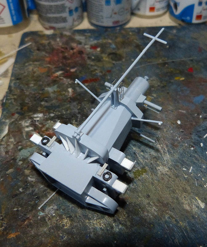 "Fil rouge 2020 : (Heller) Croiseur lourd ""Graf Spee"" - 1/400. - Page 2 Grafsp51"