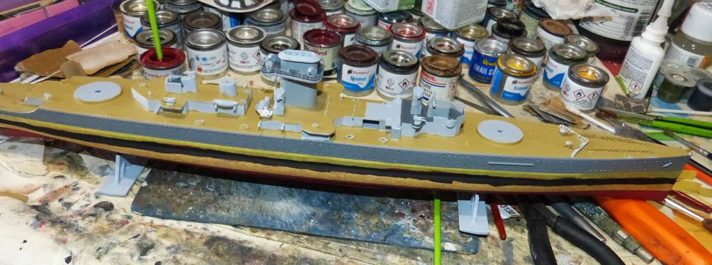 Croiseur lourd ADMIRAL GRAF SPEE Rio de La Plata 1939... Réf 81046 Grafsp71
