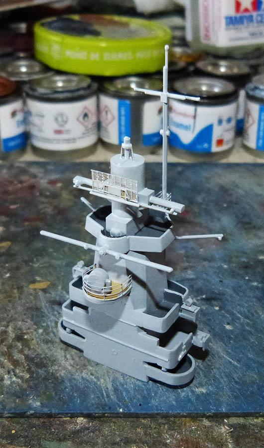 Croiseur lourd ADMIRAL GRAF SPEE Rio de La Plata 1939... Réf 81046 Grafsp77