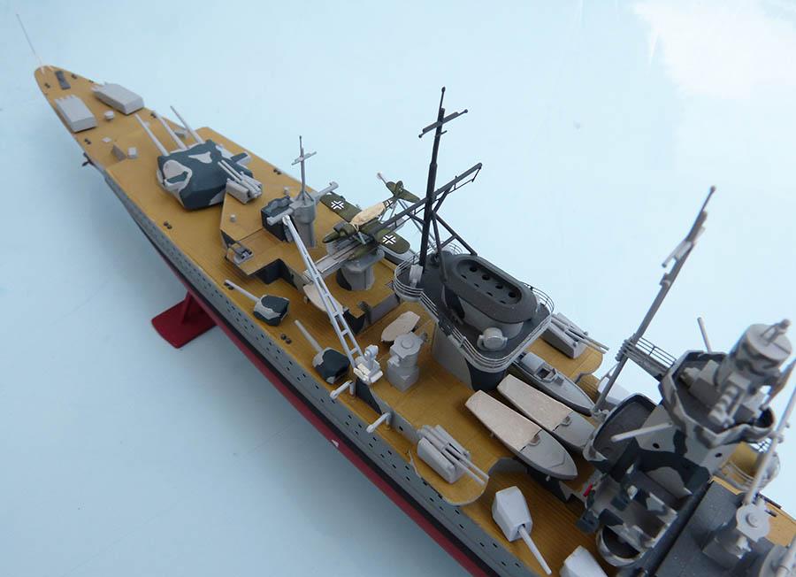 Croiseur lourd ADMIRAL GRAF SPEE Rio de La Plata 1939... Réf 81046 Grafsp88