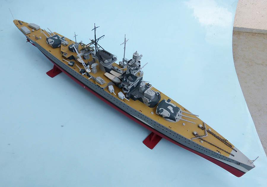 Croiseur lourd ADMIRAL GRAF SPEE Rio de La Plata 1939... Réf 81046 Grafsp89