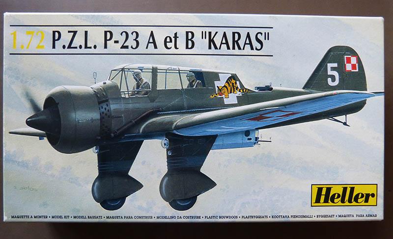 PZL 23 B  KARAS 1/72ème Réf 80249 Karas_10