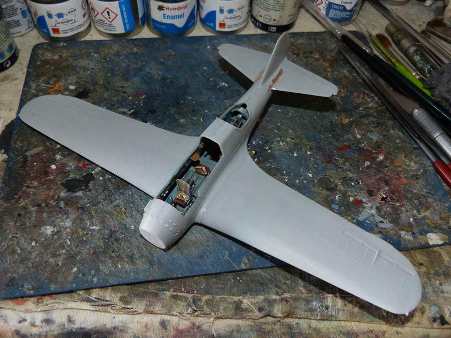 PZL 23 B  KARAS 1/72ème Réf 80249 Karas_34