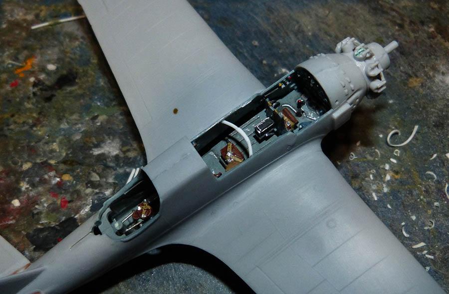 PZL 23 B  KARAS 1/72ème Réf 80249 Karas_40