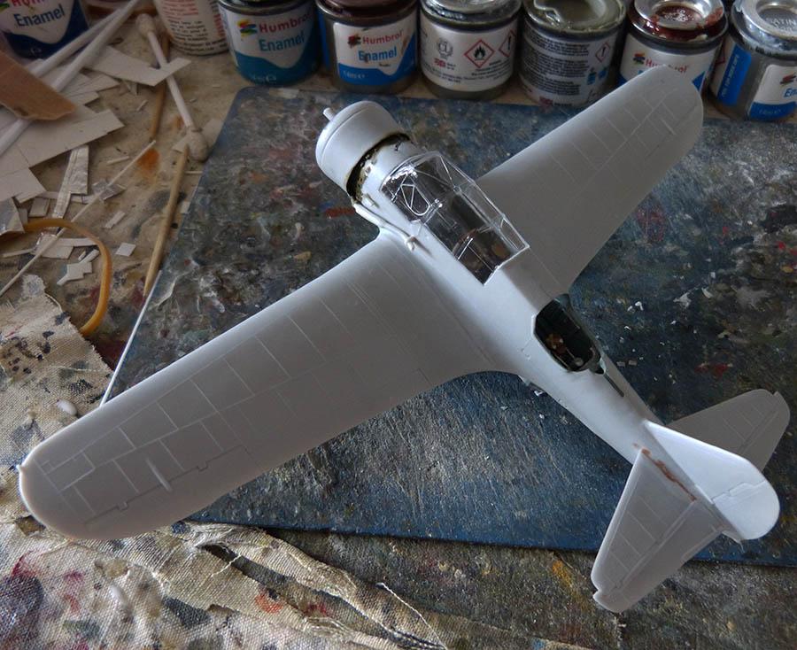 PZL 23 B  KARAS 1/72ème Réf 80249 Karas_49