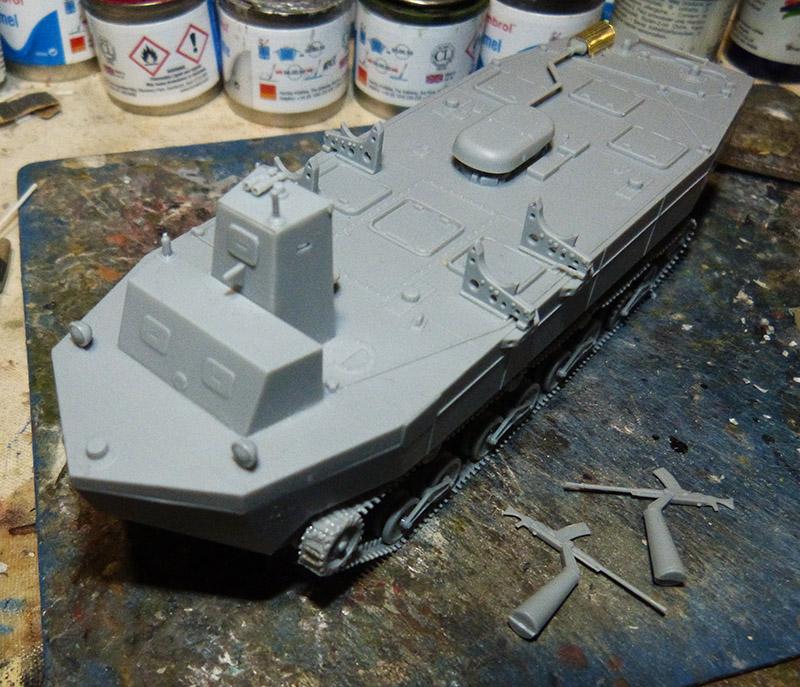 From the box - Char amphibie torpilleur japonais type 4 Ka-Tsu - Riich models - 1/72 *** Terminé en pg 2 Katsu_10
