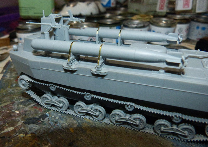 From the box - Char amphibie torpilleur japonais type 4 Ka-Tsu - Riich models - 1/72 *** Terminé en pg 2 Katsu_17