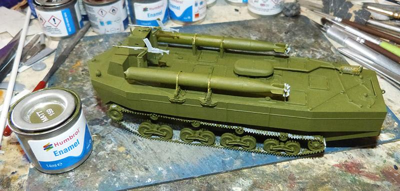 From the box - Char amphibie torpilleur japonais type 4 Ka-Tsu - Riich models - 1/72 *** Terminé en pg 2 Katsu_18