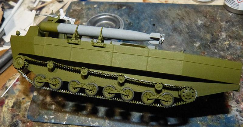 From the box - Char amphibie torpilleur japonais type 4 Ka-Tsu - Riich models - 1/72 *** Terminé en pg 2 Katsu_19
