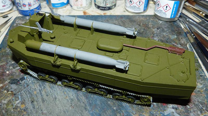 From the box - Char amphibie torpilleur japonais type 4 Ka-Tsu - Riich models - 1/72 *** Terminé en pg 2 Katsu_20