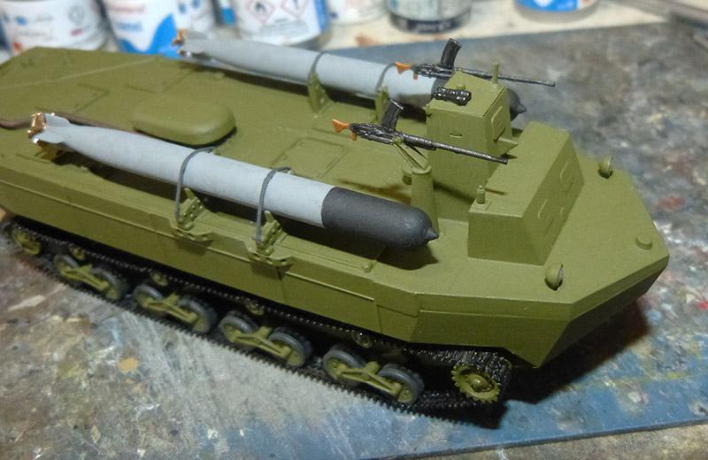 From the box - Char amphibie torpilleur japonais type 4 Ka-Tsu - Riich models - 1/72 *** Terminé en pg 2 Katsu_24