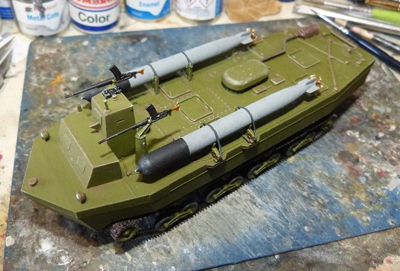 From the box - Char amphibie torpilleur japonais type 4 Ka-Tsu - Riich models - 1/72 *** Terminé en pg 2 Katsu_27